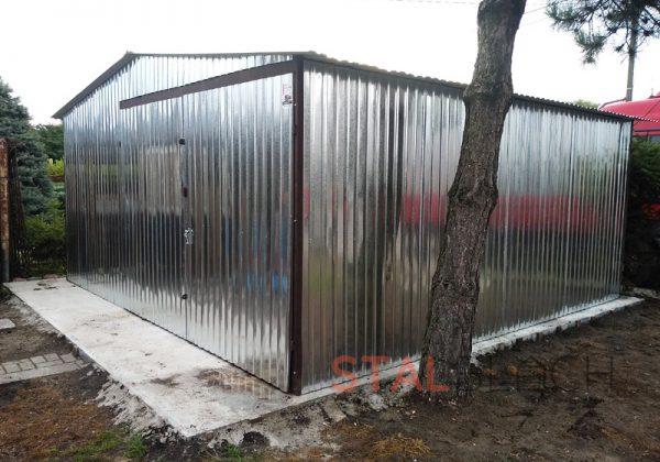 Producent garaży blaszanych – Firma STALBLACH
